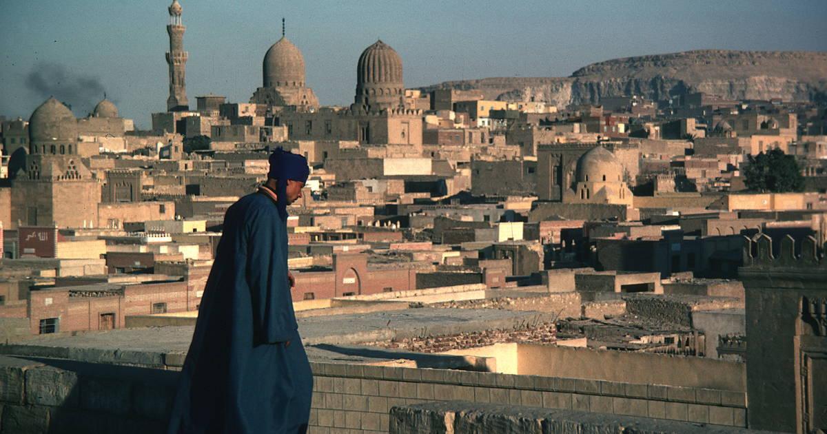 Cairo history