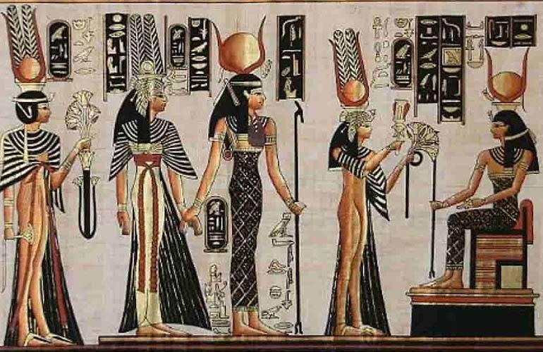 Egyptian mythology facts