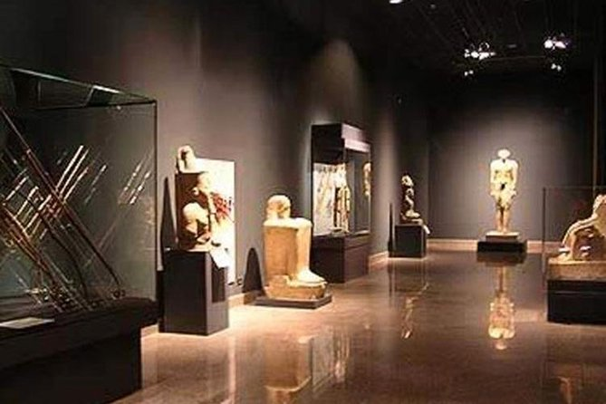 Mummification museum
