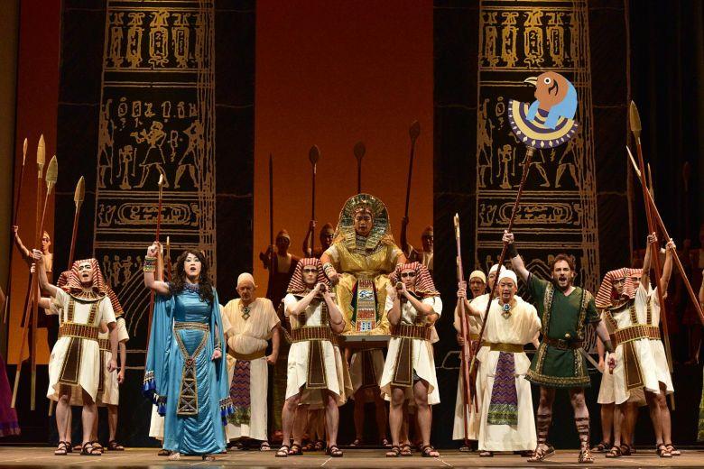 Opera Aida Verdi