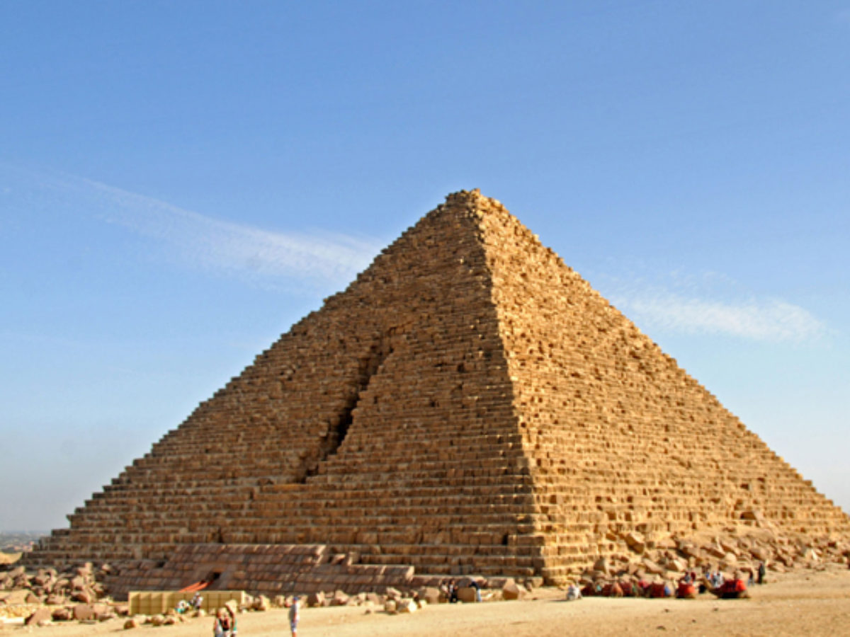 Pyramid-Of-Menkaure