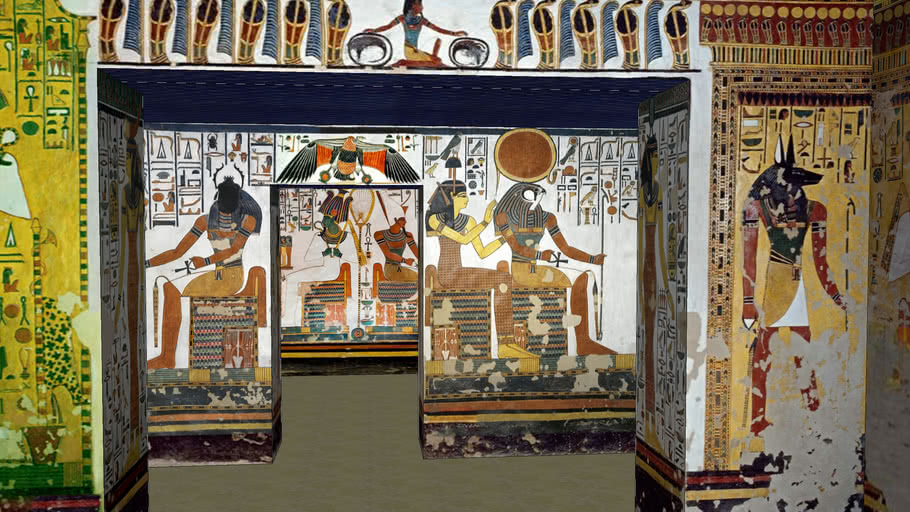 Queen Nefertari tomb