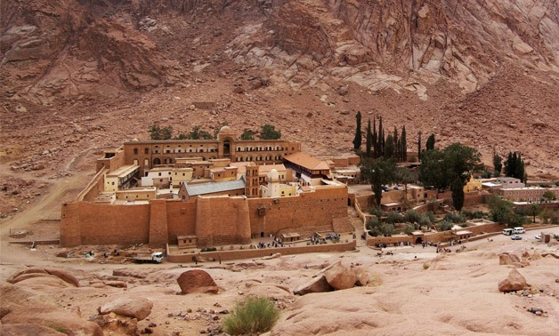 Saint Catherine protectorate