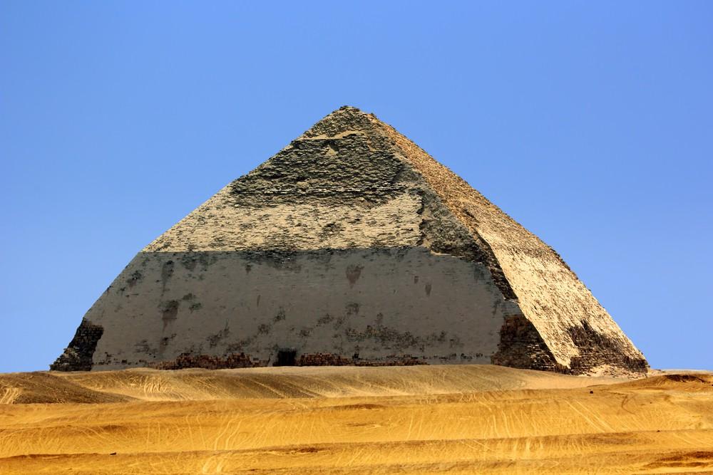 Dahshur Pyramids | the bent Pyramid | the red Pyramid