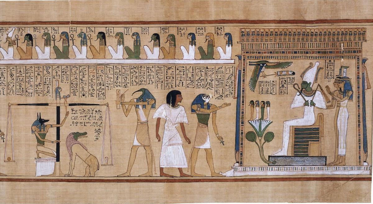 The revenge myth of Isis and Osiris