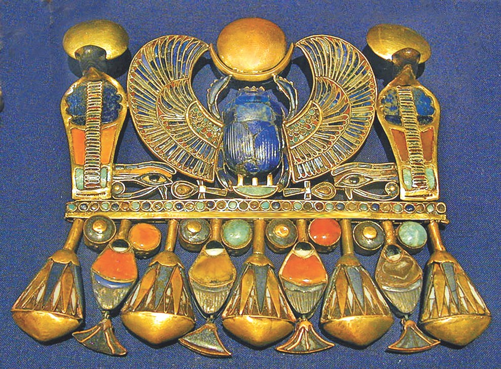 Tutankhamun treasure