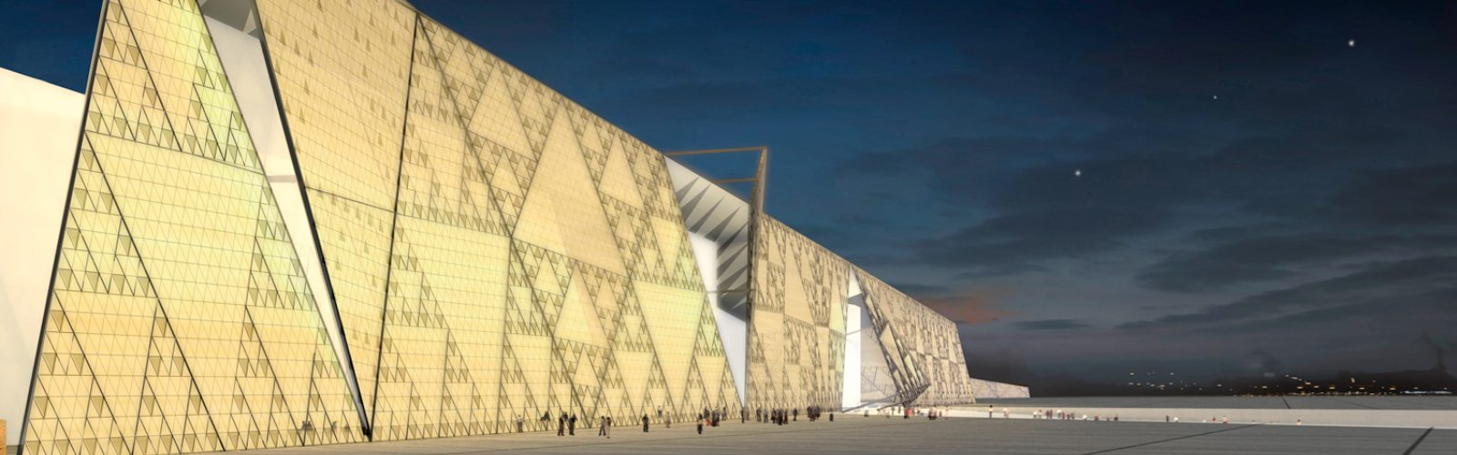 Grand Egyptian museum opening