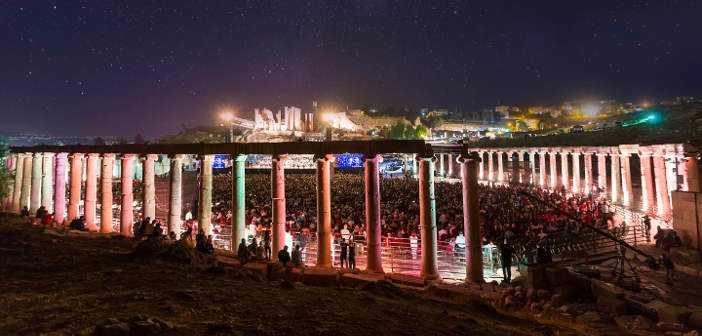 Jerash City Festival