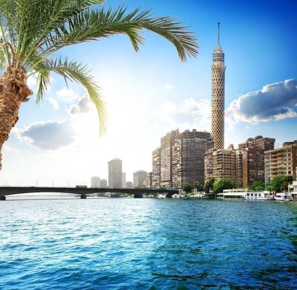 Excursões no Cairo