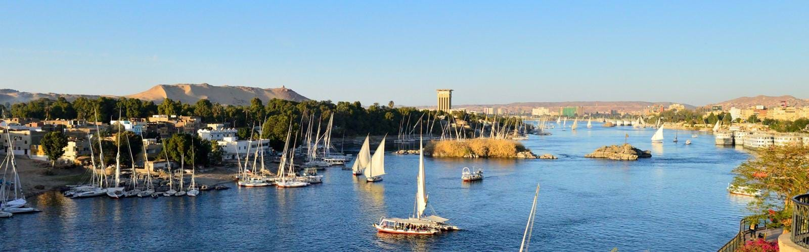 Aswan City Information
