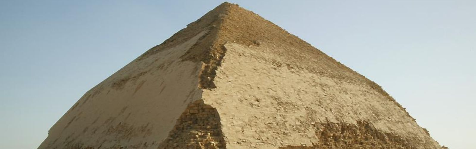 Dahshur Pyramids | the bent Pyramid and the red Pyramid