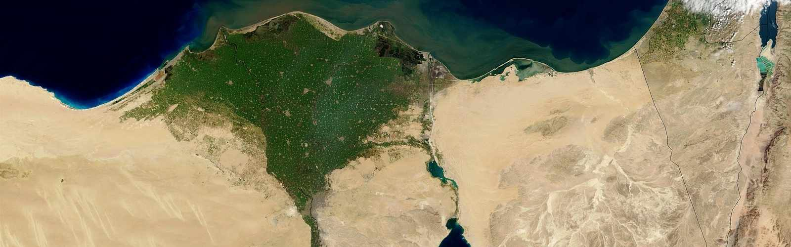 Geography and Climate in Egypt