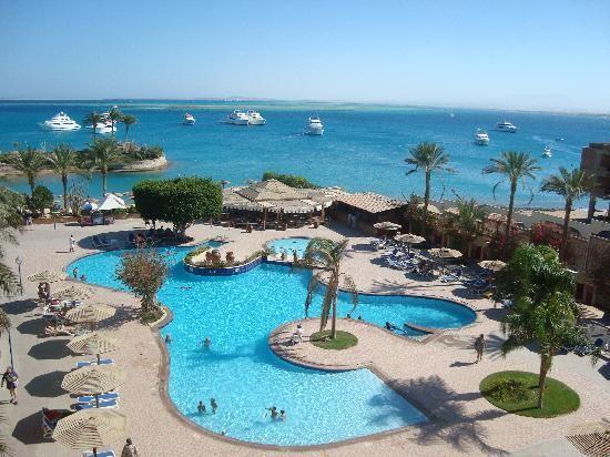 Hurghada Marriot Beach Resort