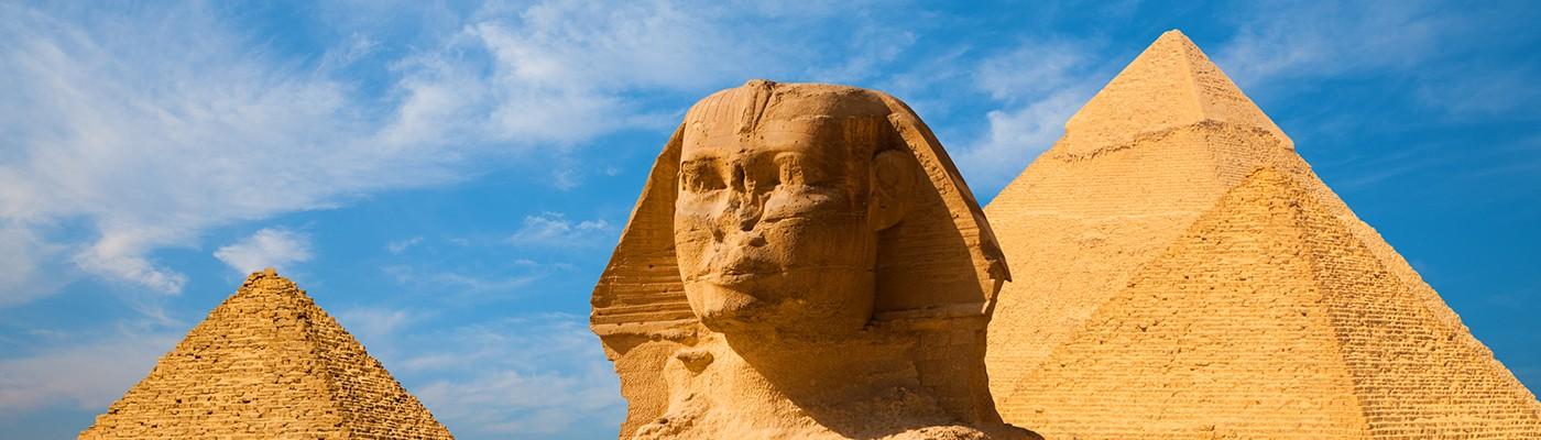 pyramids and Nile cruise family tour