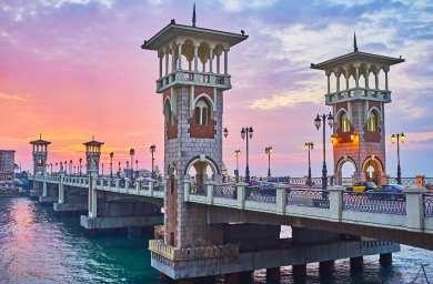 El Cairo y Alejandría