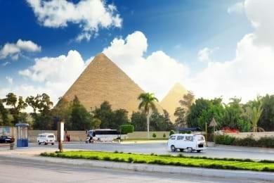 las Atracciones en El Cairo