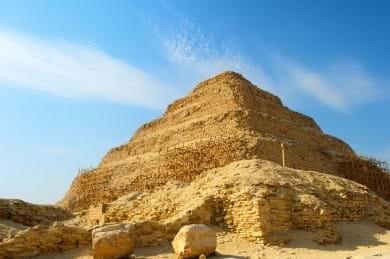 6 dias no Cairo e em Luxor