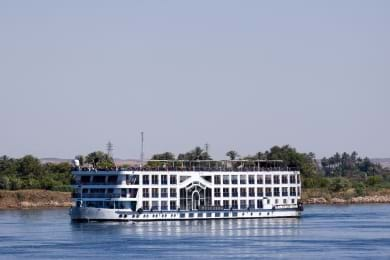 Round Trip Nile Cruise And Pyramids
