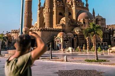 Elsahaba Mosque, Sharm Elsheikh tours