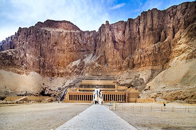 Hatchepsut temple | Luxury Egypt Tours