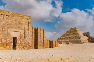 Excursión a las pirámides y Saqqara desde Alejandría