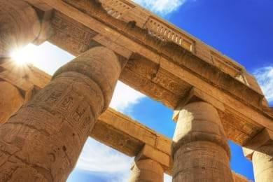 Tour pelos Templos de Karnak e Luxor