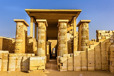 Pirâmides de Gizé, Memphis e Sakkara