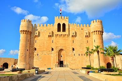 Alexandria do Cairo de carro