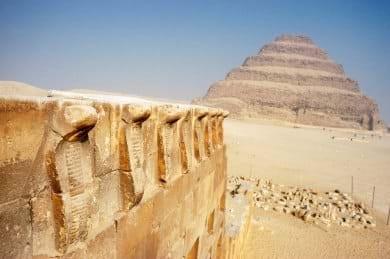 Excursão às Pirâmides e Sakkara de Port Said