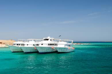 Giftun Island Hurghada Day Tour