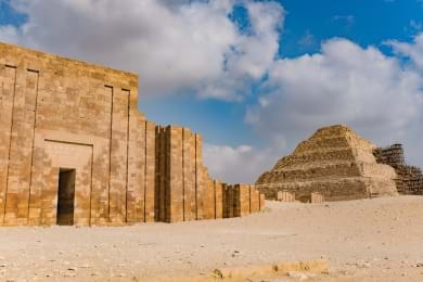 Pyramids And Sakkara Excursion From Alexandria Port