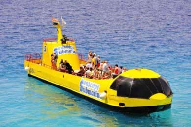 Submarine Hurghada Day Tour